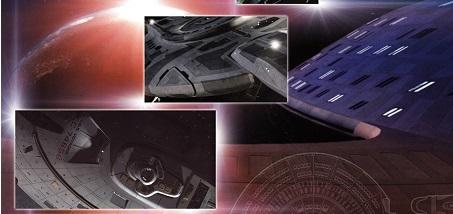 Cubierta Guia naves estelare