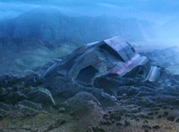 Planet_Hell_shuttle_crash